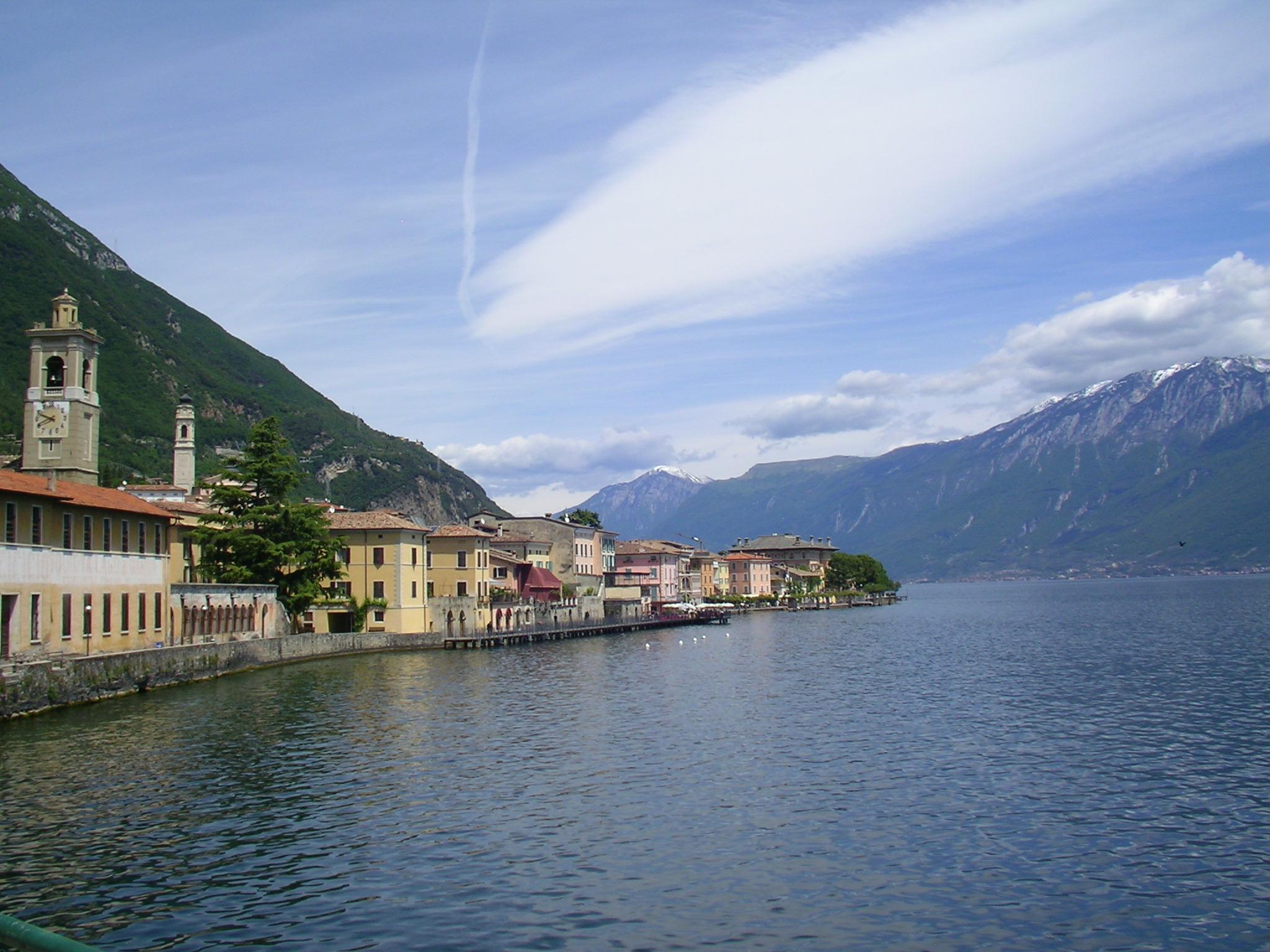 Gargano, Lake Garda, Italy, offbeat