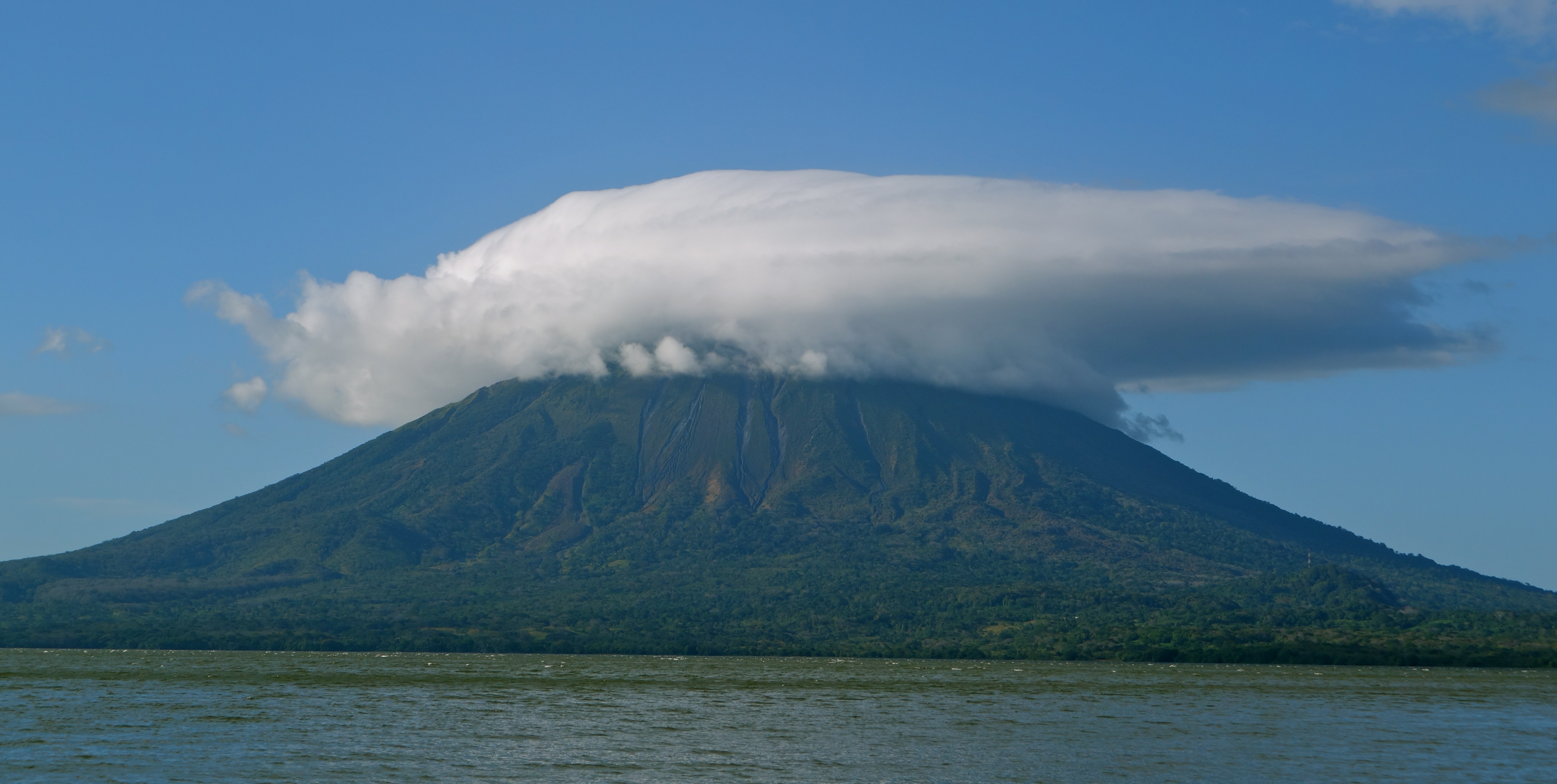 concepcion volcano, ometepe