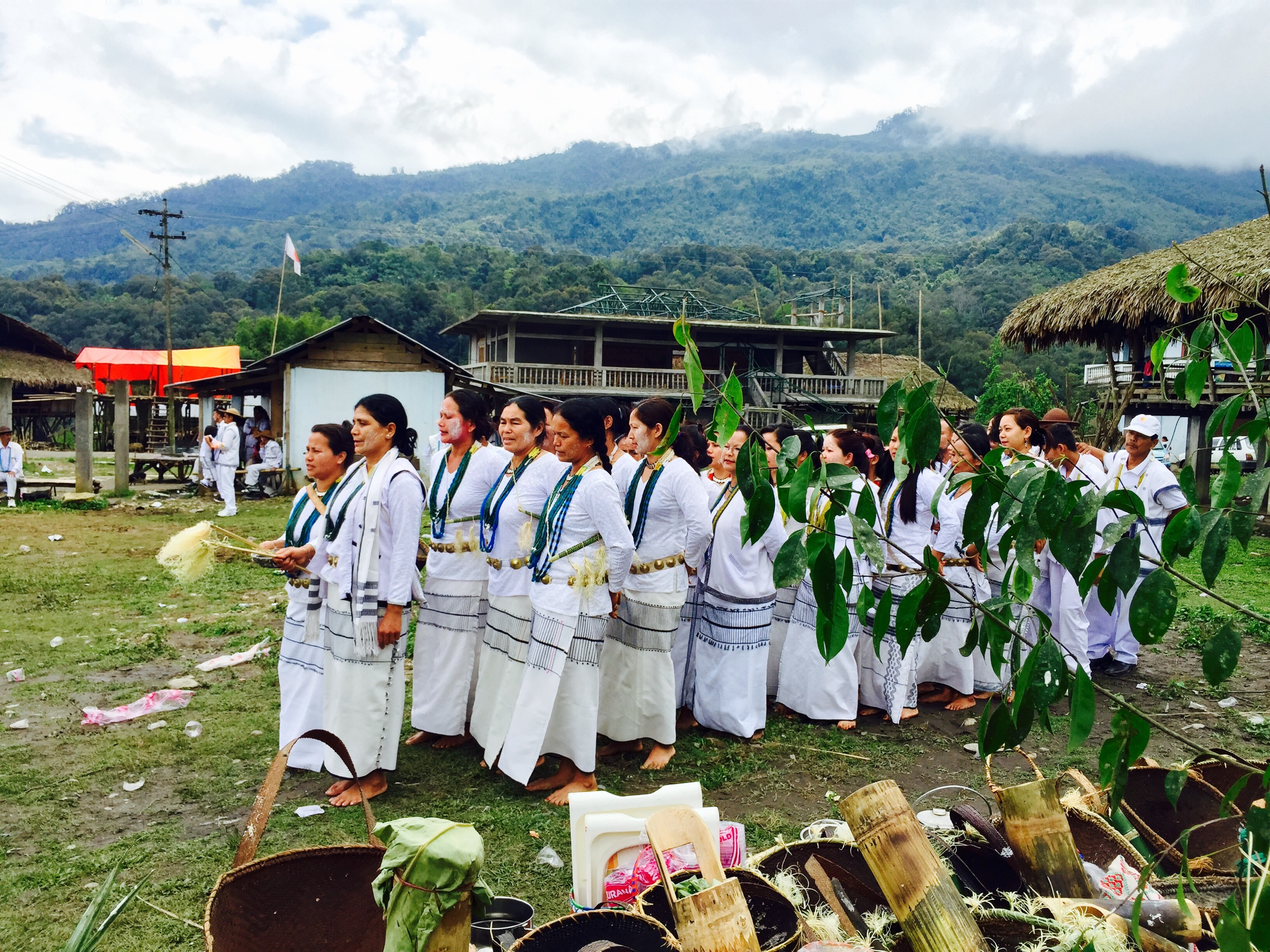 mopin festival, galo tribe